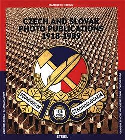 Obálka titulu České a slovenské fotografické publikace, 1918 - 1989, Czech and Slovak Photo Publications