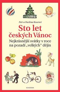 Obálka titulu Sto let českých Vánoc