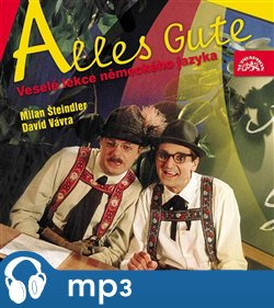 Obálka titulu Alles Gute - veselé lekce z německého jazyka