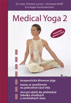 Obálka titulu Medical yoga 2