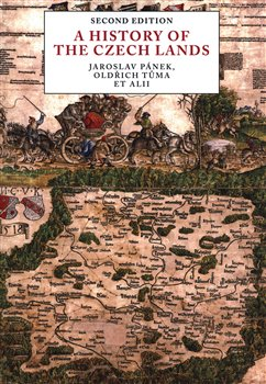 Obálka titulu A History of the Czech Lands
