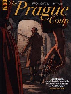 Obálka titulu Prague Coup