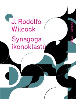 Obálka titulu Synagoga ikonoklastů