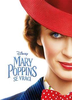 Obálka titulu Mary Poppins se vrací