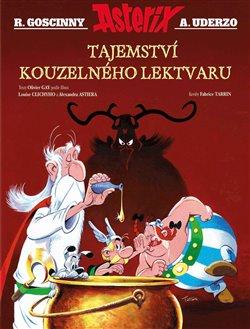 Obálka titulu Asterix - Tajemství kouzelného lektvaru