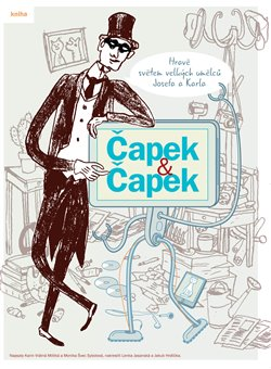 Obálka titulu Čapek & Čapek