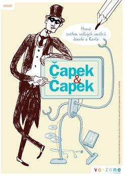 Obálka titulu Čapek & Čapek - skicář