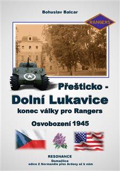 Obálka titulu Přešticko – Dolní Lukavice