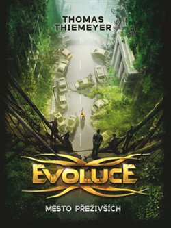 Obálka titulu Evoluce - Město přeživších