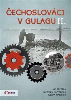 Obálka titulu Čechoslováci v Gulagu II.