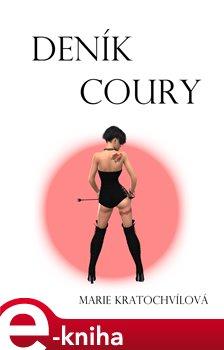 Obálka titulu Deník coury