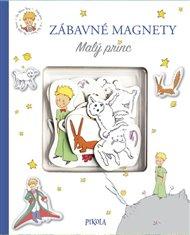 Zábavné magnety: Malý princ