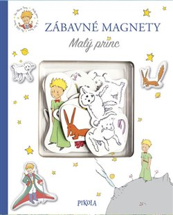 Obálka titulu Zábavné magnety: Malý princ