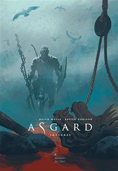Obálka titulu Asgard