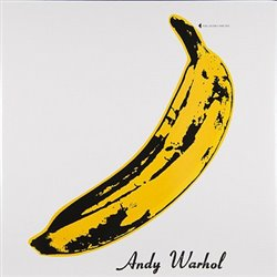Obálka titulu The Velvet Underground & Nico