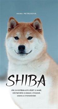 Obálka titulu Shiba