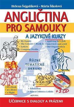 Obálka titulu Angličtina pro samouky a jazykové kurzy