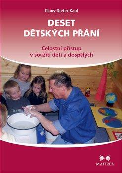 Obálka titulu Deset dětských přání