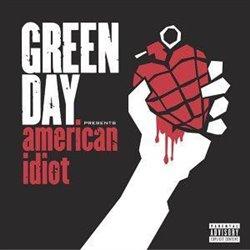Obálka titulu American Idiot