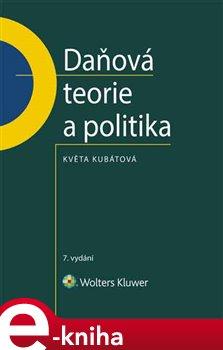 Obálka titulu Daňová teorie a politika