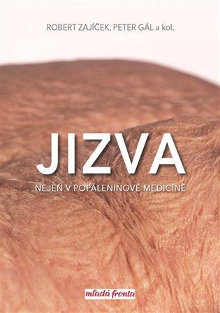 Jizva nejen v popáleninové medicíně - Peter Gál,   Booksquad.ink