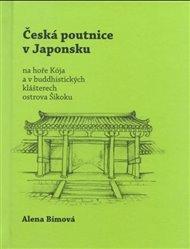 Česká poutnice v Japonsku