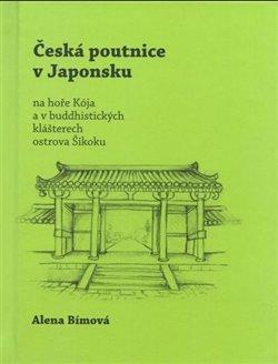 Obálka titulu Česká poutnice v Japonsku