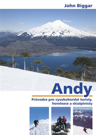 Andy:Průvodce pro vysokohorské turisty, horolezce a skialpinisty - John Biggins | Booksquad.ink