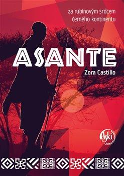 Obálka titulu Asante