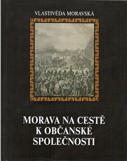 Obálka titulu Vlastivěda moravská