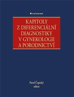 Obálka titulu Kapitoly z diferenciální diagnostiky v gynekologii a porodnictví