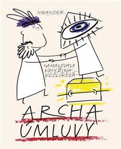 Obálka titulu Archa úmluvy