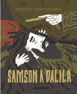 Obálka titulu Samson a Dalila