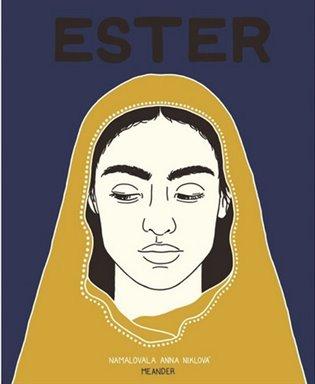 Ester - Iva Pecháčková | Booksquad.ink