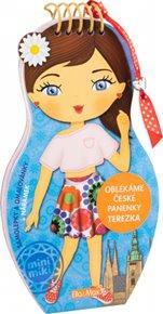 Oblékáme české panenky - Terezka