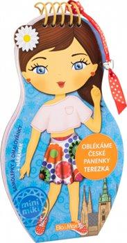Obálka titulu Oblékáme české panenky - Terezka