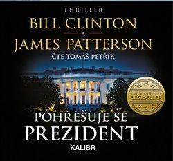 Obálka titulu Pohřešuje se prezident