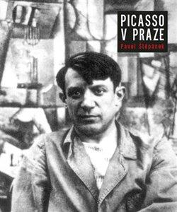 Obálka titulu Picasso v Praze