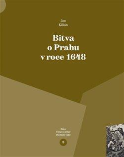 Obálka titulu Bitva o Prahu v roce 1648