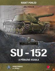 SU-152 a příbuzná vozidla