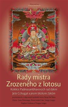 Obálka titulu Rady mistra Zrozeného z lotosu