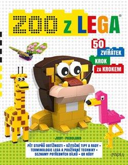 Obálka titulu Zoo z lega: 50 zvířátek krok za krokem