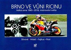 Obálka titulu Brno ve vůni ricinu