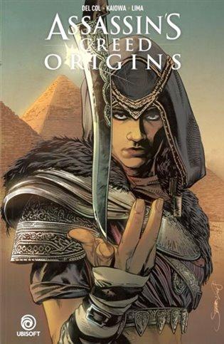 Assassins Creed: Origins - Anthony Del Col,   Booksquad.ink