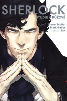 Obálka titulu Sherlock 1: Studie v růžové