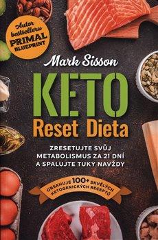 Obálka titulu Keto Reset Dieta