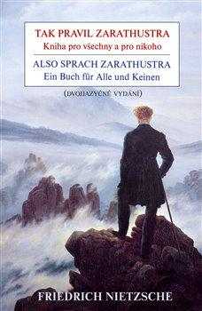 Obálka titulu Tak pravil Zarathustra / Also sprach Zarathustra