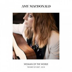 Obálka titulu Woman of the World