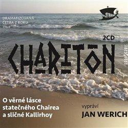 Obálka titulu O věrné lásce statečného Chairea a sličné Kallirhoy