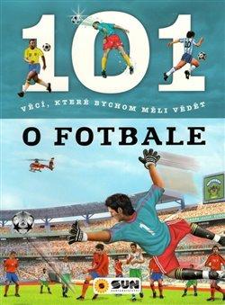 Obálka titulu 101 věcí o fotbale